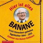 Hier ist alles Banane, 6 Audio-CDs