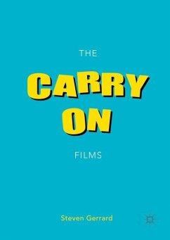 The Carry On Films - Gerrard, Steven