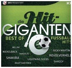 Die Hit Giganten-Best Of Fuáballhits - Various