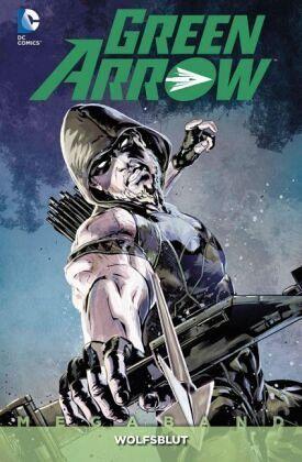 Buch-Reihe Green Arrow Megaband
