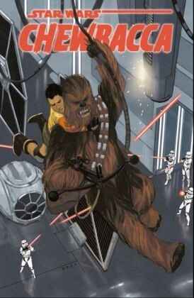 Chewbacca / Star Wars - Comics Bd.92