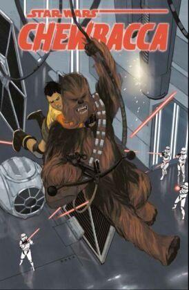 Chewbacca / Star Wars - Comics Bd.92