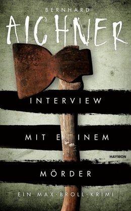 Buch-Reihe Max Broll Krimi von Bernhard Aichner