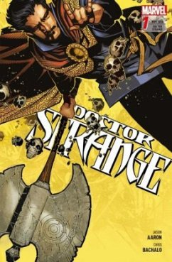 Doctor Strange 01 - Aaron, Jason; Bachalo, Chris