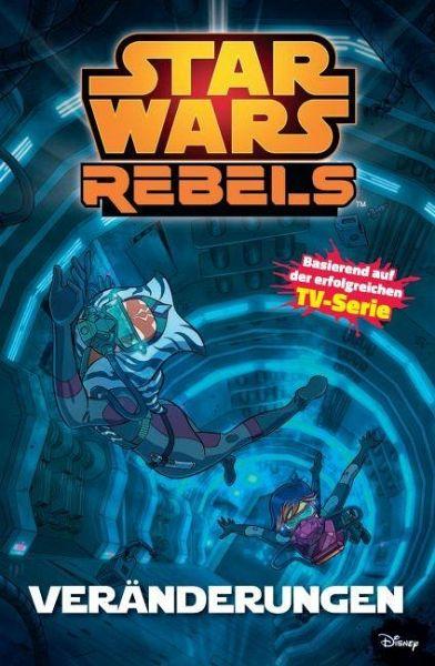 Buch-Reihe Star Wars - Rebels Comic