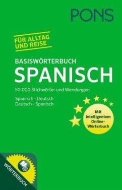 PONS Basiswörterbuch Spanisch