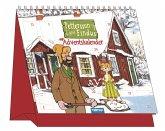 """Adventskalender """"Pettersson und Findus"""""""