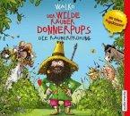 Die Räuberprüfung / Der wilde Räuber Donnerpups Bd.1 (1 Audio-CD)