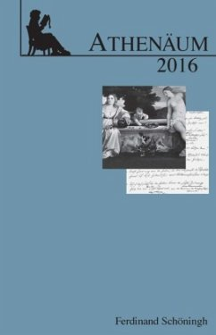 Athenäum Jahrbuch der Friedrich Schlegel-Gesell...