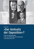 """""""Der Amtssitz der Opposition""""?"""