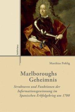 Marlboroughs Geheimnis - Pohlig, Matthias