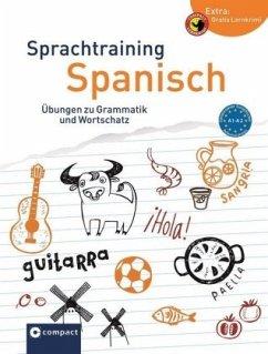 Compact Sprachtraining Spanisch - López Toribio, Ana