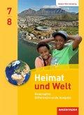Heimat und Welt 7 / 8. Schülerband. Baden-Württemberg
