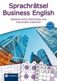 Compact Sprachrätsel Business English - Niveau A2/B1