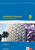 Lambacher Schweizer. 9. Schuljahr G9. Arbeitsheft plus Lösungsheft. Neubearbeitung. Niedersachsen