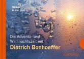 Die Advents- und Weihnachtszeit mit Dietrich Bonhoeffer