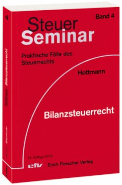 Bilanzsteuerrecht - Hottmann, Jürgen