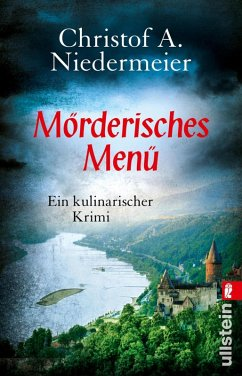 Mörderisches Menü / Jo Weidinger Bd.2 (eBook, ePUB) - Niedermeier, Christof A.