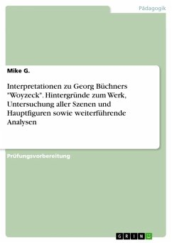 Interpretationen zu Georg Büchners