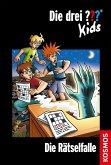 Die Rätselfalle / Die drei Fragezeichen-Kids Bd.69 (eBook, ePUB)