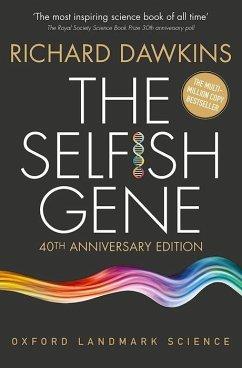 The Selfish Gene - Dawkins, Richard