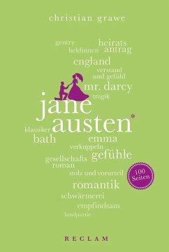 Jane Austen. 100 Seiten - Grawe, Christian