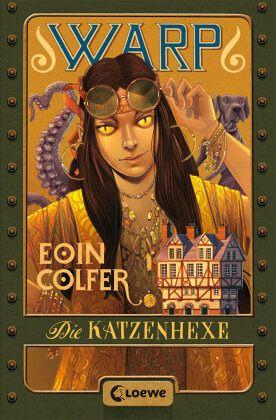 Buch-Reihe W.A.R.P. von Eoin Colfer
