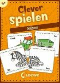Clever spielen - Silben (Kartenspiel)