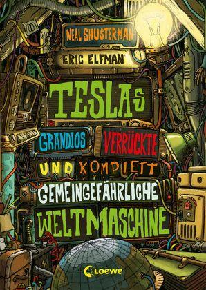 Buch-Reihe Tesla