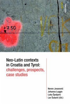 Neo-Latin contexts in Croatia and Tyrol: challe...