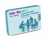 Talk-Box, Für Teams (Spiel)
