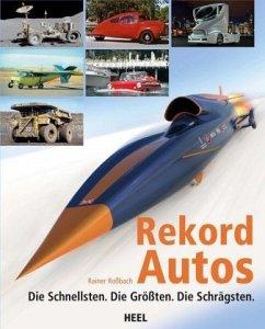 Rekordautos - Roßbach, Rainer