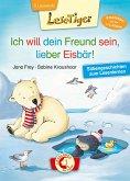 Lesetiger - Ich will dein Freund sein, lieber Eisbär!