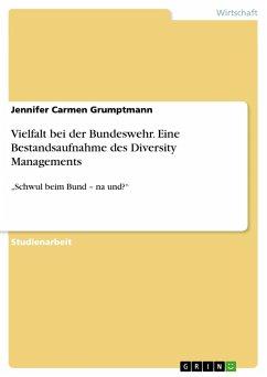 Vielfalt bei der Bundeswehr. Eine Bestandsaufnahme des Diversity Managements