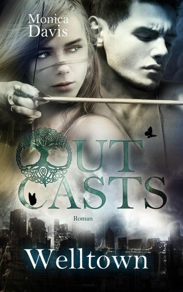 Outcasts 2 (eBook, ePUB) - Davis, Monica; Minden, Inka Loreen