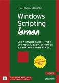 Windows Scripting lernen (eBook, PDF)