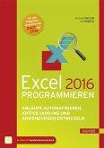 Excel 2016 programmieren (eBook, PDF)