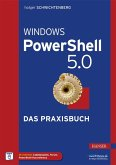 Windows PowerShell 5.0 (eBook, PDF)