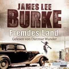 Fremdes Land / Weldon Holland Bd.1 (MP3-Download) - Burke, James Lee