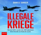 Illegale Kriege, 4 MP3-CDs