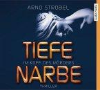 Tiefe Narbe - Im Kopf des Mörders / Max Bischoff Bd.1 (6 Audio-CDs)