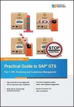 Practical Guide to SAP GTS Part 1: SPL Screenin...