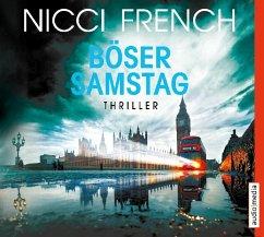 Böser Samstag / Frieda Klein Bd.6 (6 Audio-CDs) - French, Nicci