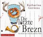 Die letzte Brezn / Franziska Hausmann Bd.1 (8 Audio-CDs)