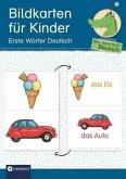 Bildkarten für Kinder - Erste Wörter Deutsch