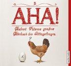 AHA! Hubert Filsers großes Buch der Alltagsfragen - Box, 8 Audio-CDs