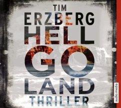 Hell-Go-Land / Anna Krüger Bd.1 (6 Audio-CDs) - Erzberg, Tim