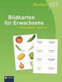 Deutsch jetzt! Bildkarten für Erwachsene - Erste Wörter Deutsch