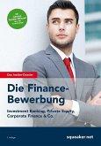 Die Finance-Bewerbung (eBook, ePUB)
