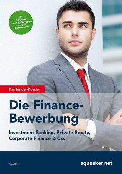 Die Finance-Bewerbung (eBook, PDF)